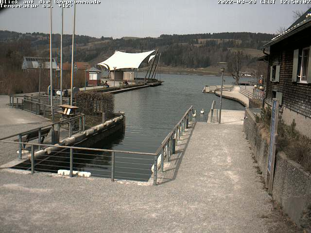 Webcam Seepromenade
